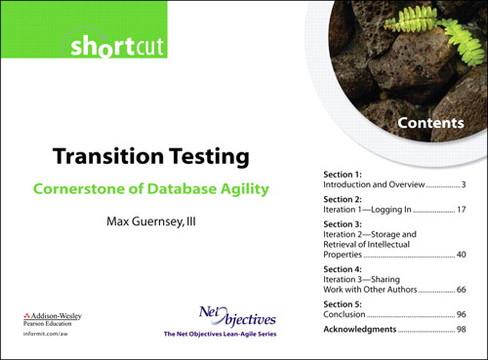 Transition Testing