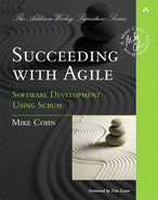 Cover of Succeeding with Agile
