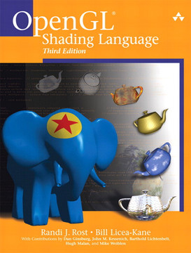 OpenGL Shading Language, Third Edition