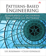 Cover of Patterns-Based Engineering: Successfully Delivering Solutions via Patterns