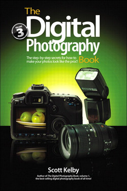 The Digital Photography Book, volume 3: The step-by-step secrets for how to make your photos look like the pros'!
