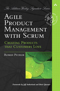 Cover of Agile Product Management with Scrum: Creating Products that Customers Love