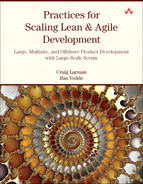 Cover of Practices for Scaling Lean & Agile Development: Large, Multisite, and Offshore Product Development with Large-Scale Scrum