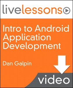 Intro to Android Application Development