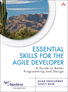 Cover of Essential Skills for the Agile Developer: A Guide to Better Programming and Design