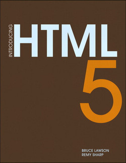 Introducing HTML5