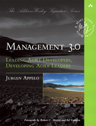 Cover of Management 3.0: Leading Agile Developers, Developing Agile Leaders