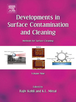 Developments in Surface Contamination and Cleaning: Methods for Surface Cleaning