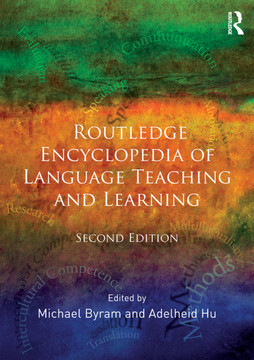 Routledge Enyclopedia of Language Teaching and Learning, 2nd Edition