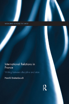 The International Relations Discipline in France