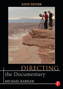 Cover of Directing the Documentary, 6th Edition
