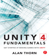 Cover of Unity 4 Fundamentals