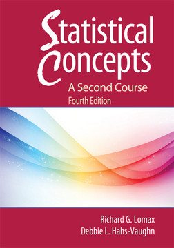 Statistical Concepts, 4th Edition