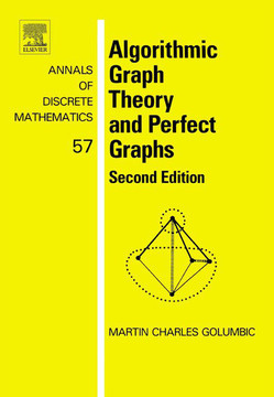 Algorithmic Graph Theory and Perfect Graphs, 2nd Edition