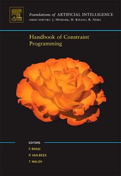 Handbook of Constraint Programming