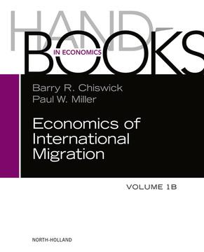 Handbook of the Economics of International Migration, v1B