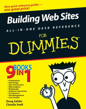 Building Web Sites All-in-One Desk Reference For Dummies®