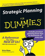 Cover of Strategic Planning For Dummies®