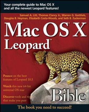 Mac OS® X Leopard™ Bible