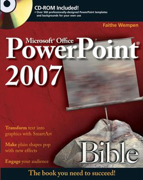 PowerPoint® 2007 Bible