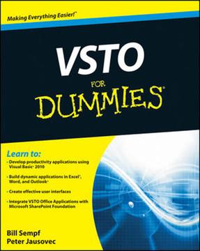 VSTO For Dummies