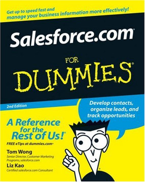 Salesforce.com For Dummies®