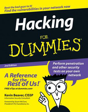 Hacking For Dummies®, 2nd Edition
