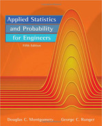 Cover of Applied Statistics and Probability for Engineers, 5th Edition