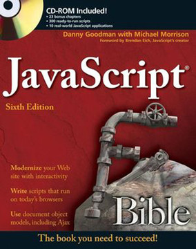 JavaScript® Bible, Sixth Edition