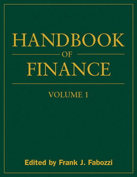 Handbook of Finance: Financial Markets and Instruments