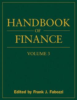 Handbook of Finance: Valuation, Financial Modeling, and Quantitative Tools