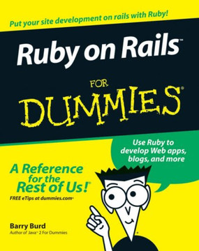 Ruby on Rails For Dummies®