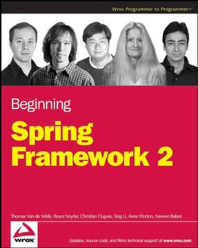 Beginning Spring Framework 2