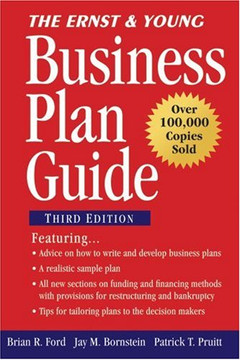 The Ernst & Young Business Plan Guide, Third Edition