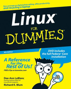 Cover of Linux® For Dummies®, 8th Edition