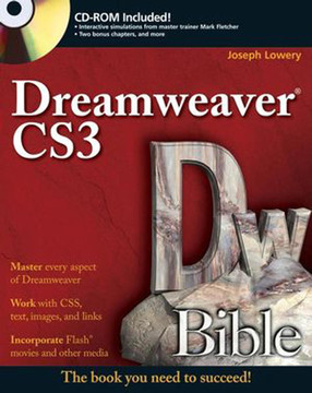 Dreamweaver® CS3 Bible