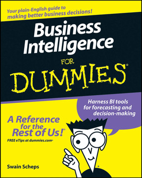 Business Intelligence For Dummies®
