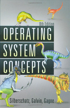 Operating System Concepts, 8th Edition