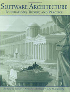 Cover of Software Architecture: Foundations, Theory, and Practice