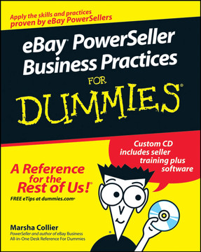 eBay® PowerSeller Business Practices FOR DUMMIES®