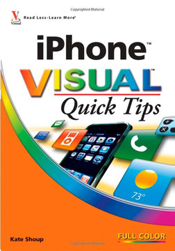 iPhone™ VISUAL™ Quick Tips
