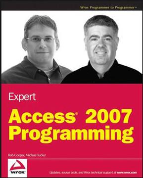 Expert Access™ 2007 Programming