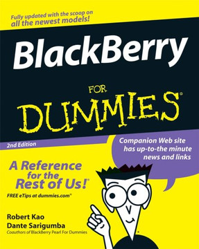 BlackBerry For Dummies®