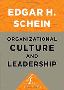 Cover of Organizational Culture and Leadership, Fourth Edition