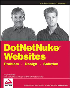 DotNetNuke® Websites: Problem — Design — Solution