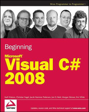 Beginning Microsoft® Visual C#® 2008
