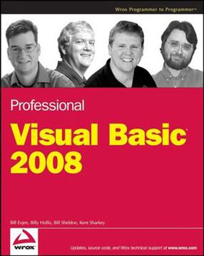 Professional Visual Basic® 2008