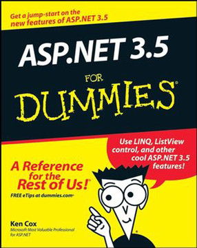 ASP.NET 3.5 For Dummies®
