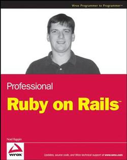 Professional Ruby on Rails™