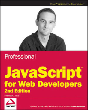Professional, JavaScript® for Web Developers, Second Edition